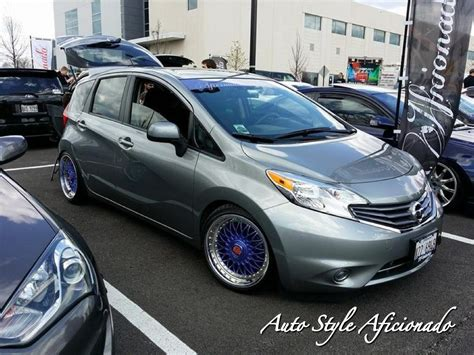 custom nissan versa nissan versa note custom wheels bbs rc90 17x8 0 et 20