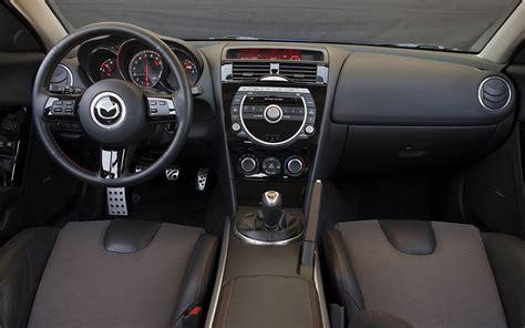 mazda interior 2006 mazda rx 8 interior image 7