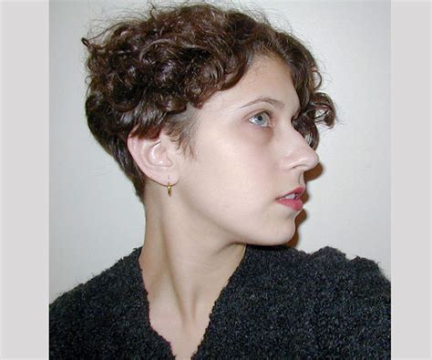 curly hair styles edgy pininterest edgy hair for older women short hairstyle 2013