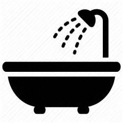 Icon For Bathroom Apartment Bath Bathroom Bathtub Home House Interior