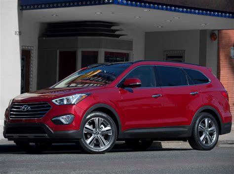 Hyundai Mid Size Suv Best 3 Row Midsize Suv Hyundai Santa Fe Photos 2014