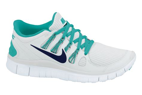 nike free 5 0 v3 womens running shoes green silver