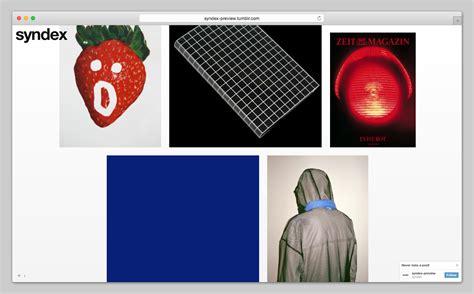 tumblr themes marc kremers digital strategies in genre defining magazines interview
