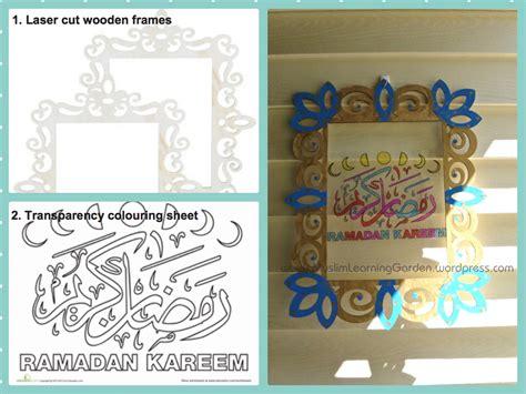 islamic crafts for craft ideas for muslim muslim learning garden