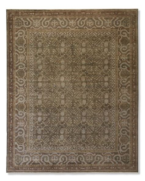 williams sonoma rugs knotted moon tree rug williams sonoma