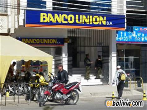 banca unione banco uni 243 n dar 225 m 225 s servicios financieros