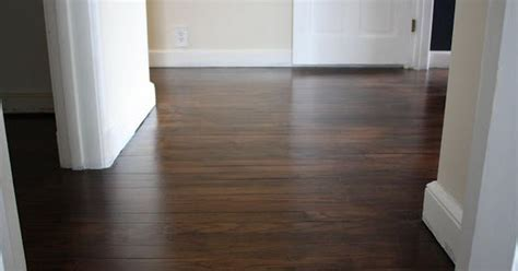 Russet Street Reno: Our finished floors: Varathane