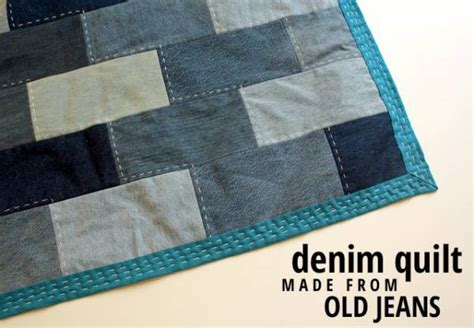 How To Make A Denim Quilt From by 8 Denim Quilt Patterns Quilting