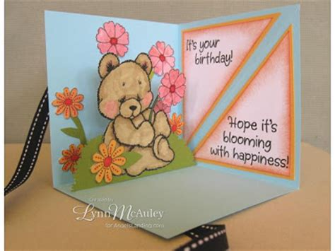 teddy pop up card template free teddy of pop up card template search results