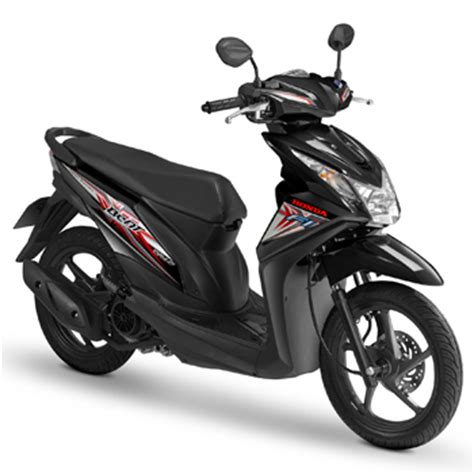 Motor Trade Zoomer X by Honda Beat All Years And Modifications With Reviews