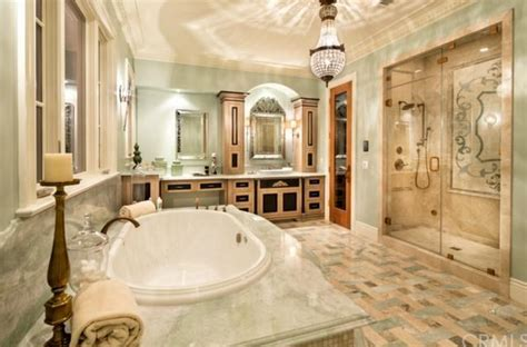 $5.8 Million Newly Built French Country Inspired Mansion