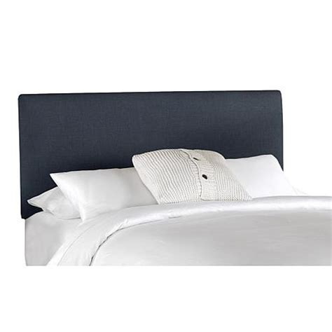 linen upholstered headboard california king 7053951 hsn