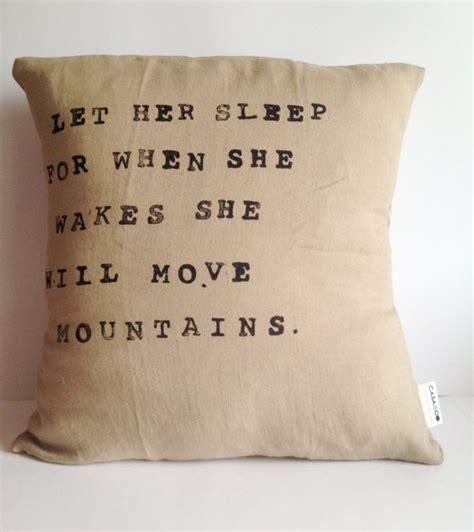 pillow quotes quotesgram