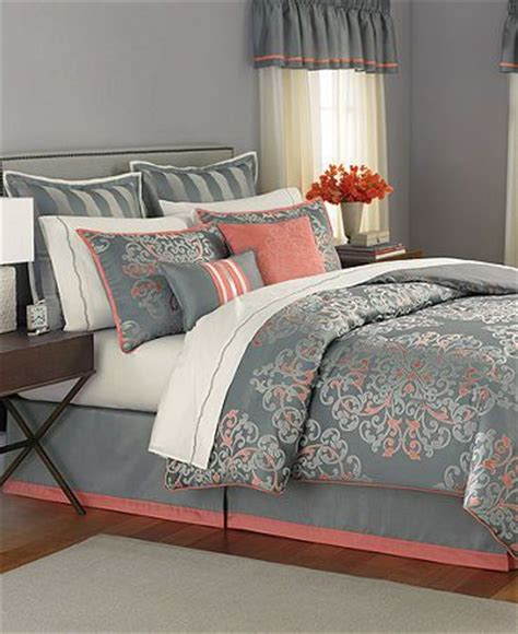 coral and gray comforter best 25 gray coral bedroom ideas on pinterest coral
