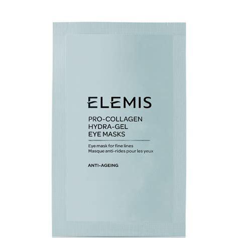 Masker Mata Emas Hello Collagen Hk Eye Mask elemis pro collagen hydra gel eye mask pack of 6