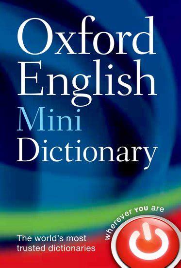 Oxford Mini Dictionary Original oxford mini dictionary oxford dictionaries oxford press