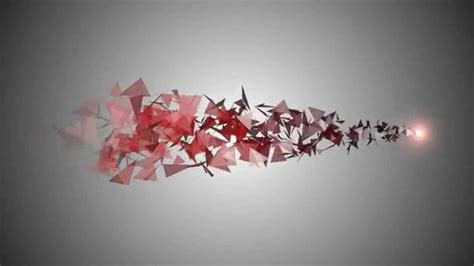 triangle pattern after effects after effects particles triangle text animation youtube