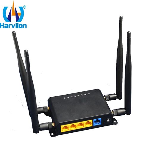 Wifi Router 4g 12v car wifi router 3g 4g wireless modem router 300mbps industrial wifi advertising 4g router