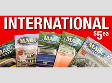 International Catalogs - Macs Auto Parts Mac S Antique Auto Parts