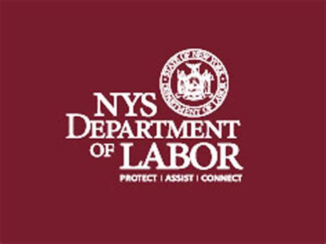 Ny Unemployment Office by Encouraging Nys Department Of Labor Numbers Not Perceived