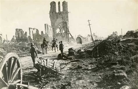 the destruction of european history of conflict what started world war 1 pei magazine