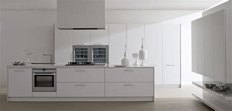 kitchen with white cabinets and built in modern kitchen 30 contemporary white kitchens ideas