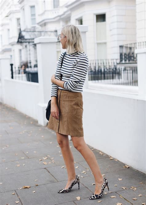 5 ways to style an a line skirt for fall 2016 15 minute news