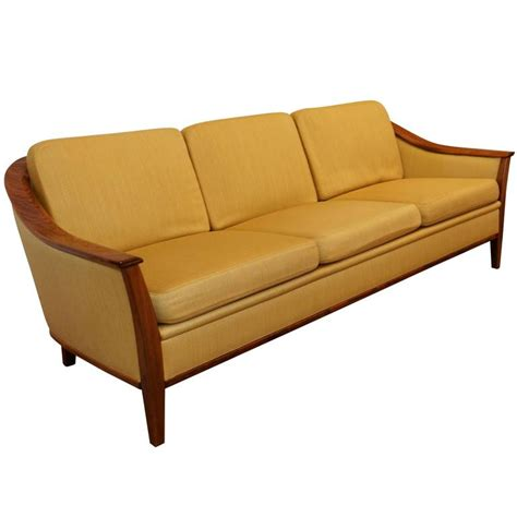 Mid Century Modern Sofa And Armchairs Set For Sale At 1stdibs Mid Century Modern Sofa For Sale
