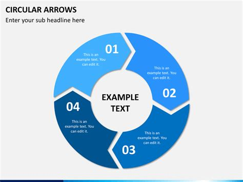 powerpoint circular arrow template powerpoint circular arrow template circular arrows