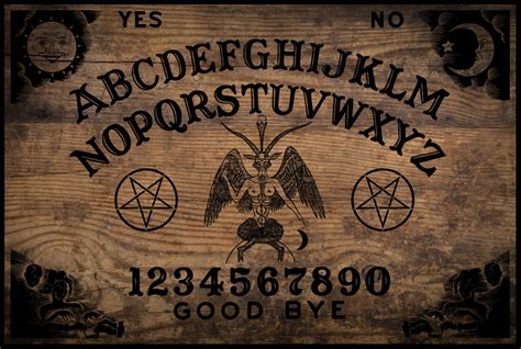 tavola wigi ouija board plank design from occultboards planchette