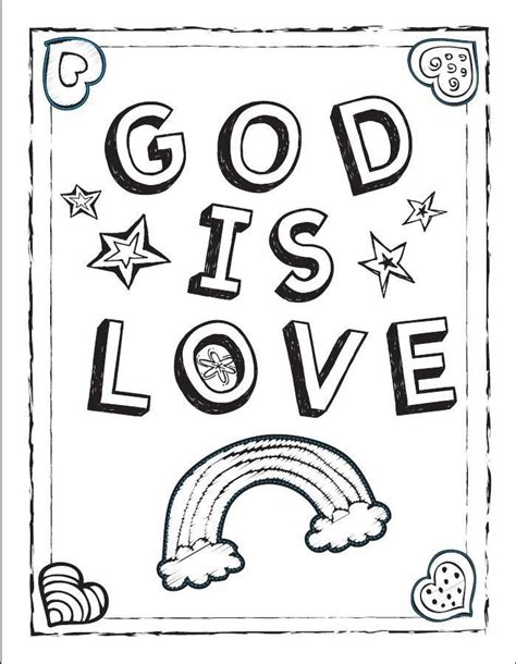 god coloring book bible activity sheets for coloring home