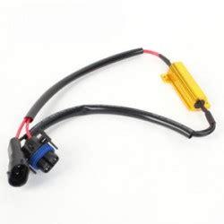 how to install resistors for led fog lights fog light led resistor kits cree led fog lights h4 h7 h8 h11 hb3 9005 hb4 9006