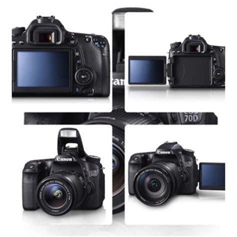 Kamera Canon 70d Kit 1 harga canon eos 70d only kit 1 2 3 panduan membeli