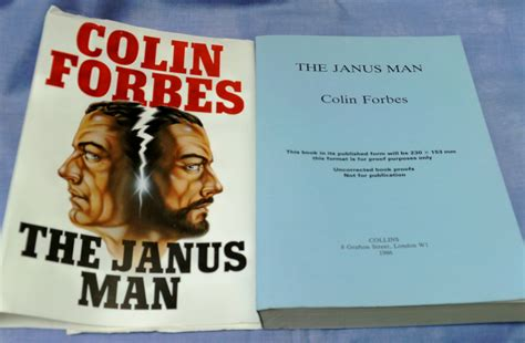 The Janus By Colin Forbes colin forbes