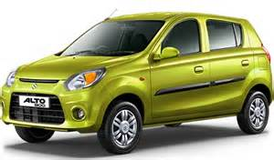 Suzuki Alto Price List Top 10 Best Cng Cars Available In India 2017