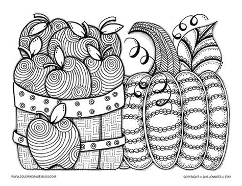 detailed pumpkin coloring page 335 best coloring pages autumn images on pinterest