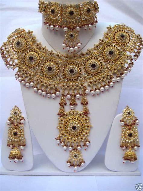 indian bridal necklace set koral shah