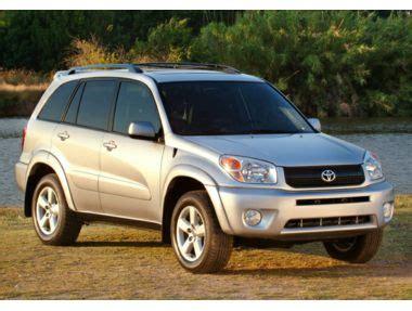 2004 Toyota Rav4 Base M5 Suv Ratings Prices Trims