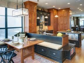 Kitchen Island In Breakfast Nook Photo Page Hgtv