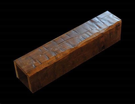 custom decorative cedar box beams from woodland custom style and pricing guide for box beams by woodland custom