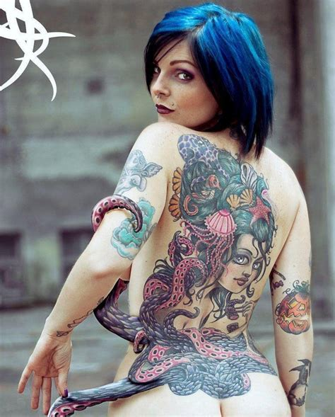 tattoo model singapore ink model riae suicide comes alive tattooed women