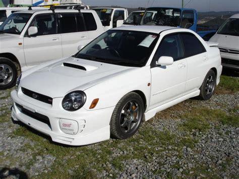 Subaru Wrx Sti 2002 by Subaru Impreza Wrx 2002 Rally