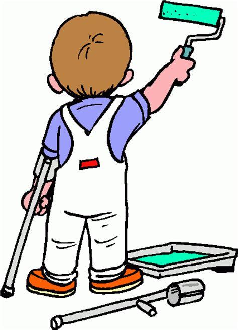 house painter clipart painter image clipart best