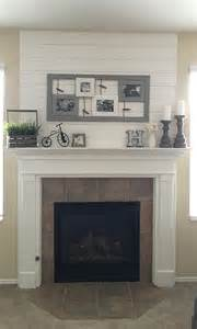 Shiplap Mantle Living The Hawkes Diy Fireplace Mantle And Shiplap