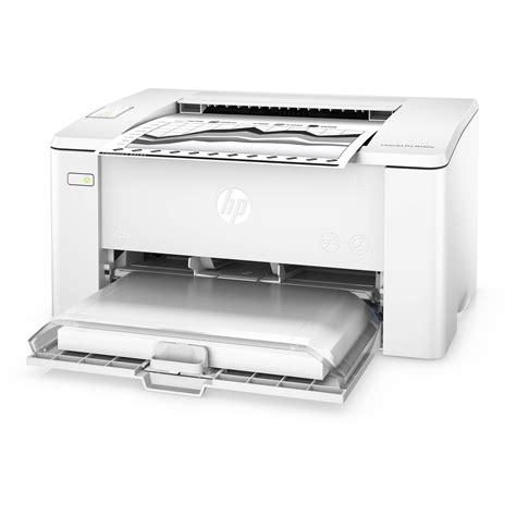 Printer Laser Monokrom hp laserjet pro m102w monochrome laser printer g3q35a b h