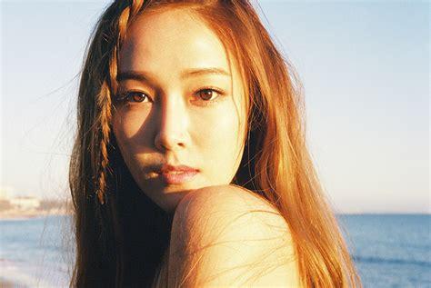 1st Mini Album With J jung with j 1st mini album photo shoot