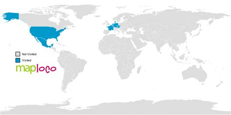 map of the world places i ve been visited countries map create a map of all the countries