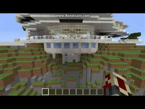 ironman haus minecraft iron house