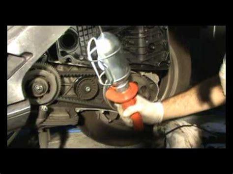candela phantom f12 videoguida sostituzione cinghia e rulli 2di4