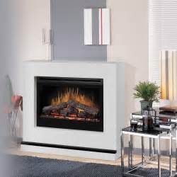 Contemporary Electric Fireplace White Modern Electric Fireplace Decosee
